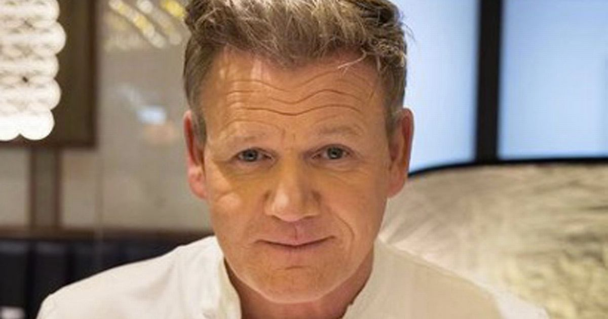 Gordon Ramsay smashes gingerbread house in meltdown as he says goodbye to 2020