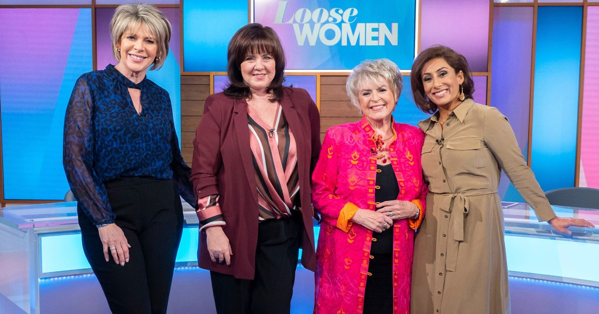 Saira Khan asks Loose Women to replace her with 'transgender or non binary' host