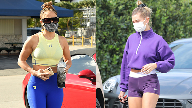 21 Stars Hitting The Gym To Give You Workout Inspiration For 2021: J.Lo & More