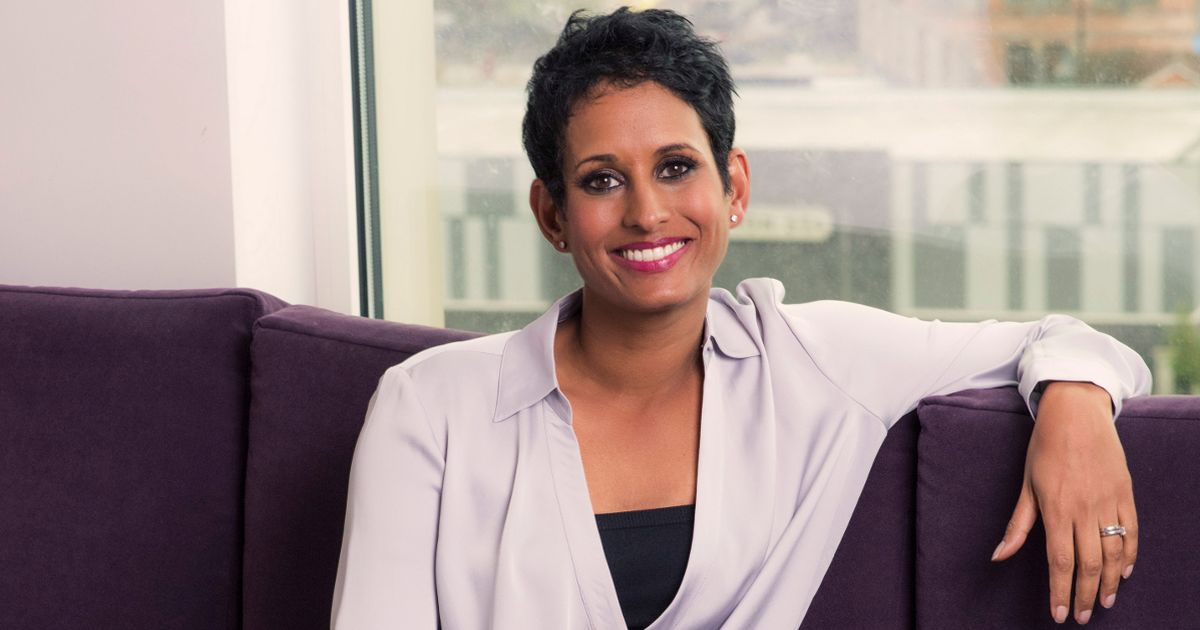 Naga Muchetty leaves BBC Breakfast viewers confused as she's 'ready for new job