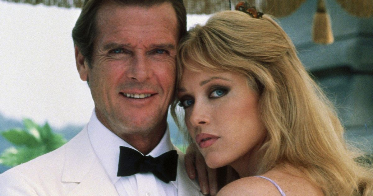 Bond girl and Charlie's Angels star Tanya Roberts dies after Christmas collapse