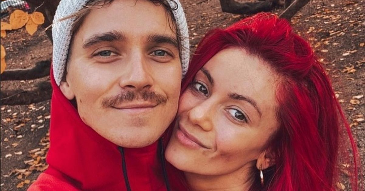 Strictly's Dianne Buswell opens up on marriage plans with boyfriend Joe Sugg