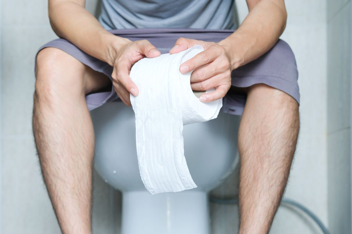 What is the healthy frequency with which to have a bowel movement? | The State