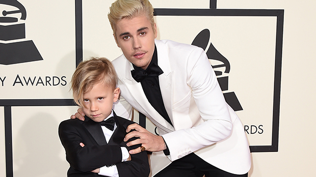 Justin Bieber: See His Cutest Moments With Siblings Jaxon, 10,  & Jazzy, 11