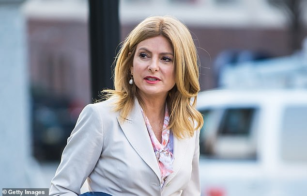 Meanwhile, it was revealed on Monday that Lisa Bloom (pictured), will be representing the male models who have brought accusations against Wang
