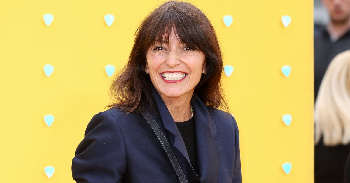 Davina McCall urges schools to teach young girls about perimenopause