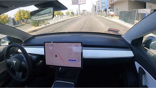 The Tesla Model 3 Performance made the 358-mile drive from Los Angeles to Silicon Valley unassisted. It did have a human backup driver on board, but the only took over to charge the car once