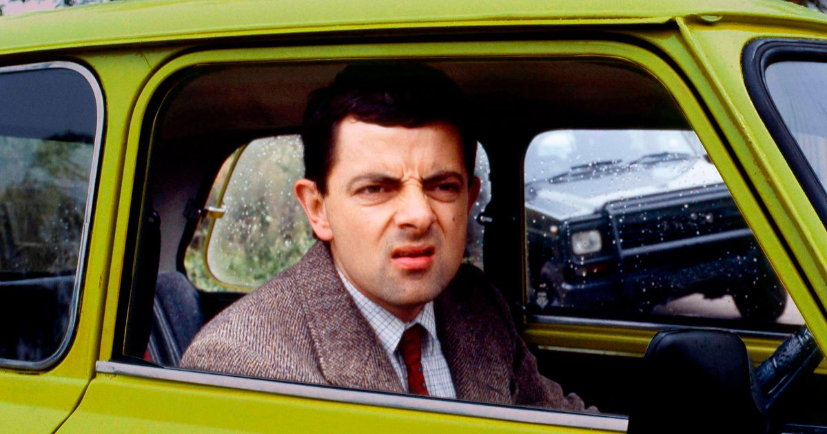 Rowan Atkinson 'didn't enjoy Mr Bean' as character is 'stressful and exhausting'
