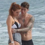 Bella Thorne's Boyfriend Benjamin Mascolo Grabs Her Butt During Bikini Workout In Mexico