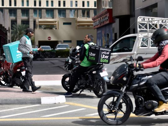RTA sets new guidelines for delivery services in Dubai
