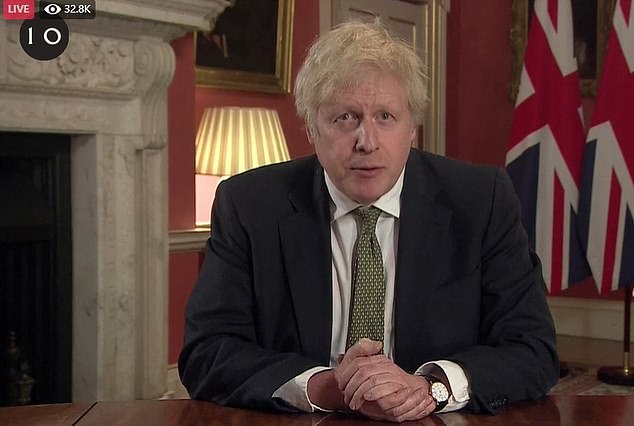 British Prime Minister Boris Johnson announced that the UK would be heading back into lockdown for a third time, in a desperate attempt to keep a mutant coronavirus strain at bay