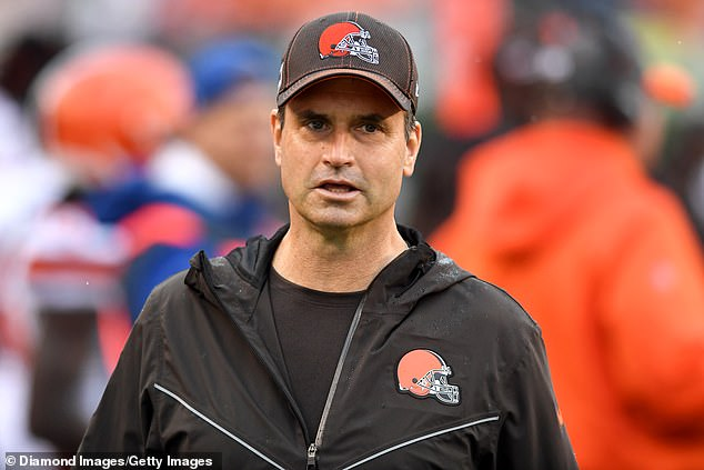 Special teams coordinator Mike Priefer is expected to fill in for Stenfaksi when the team plays the rival Steelers in Pittsburgh on Saturday night