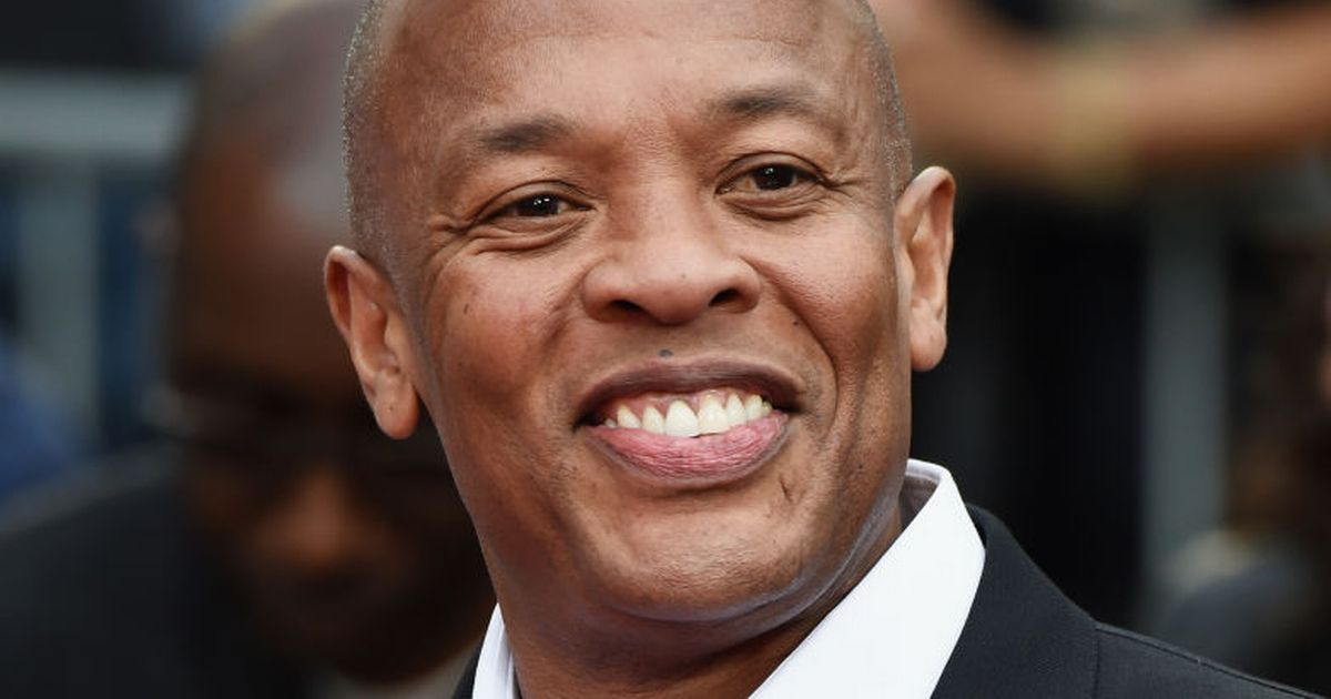 Dr Dre 'rushed to intensive care after suffering brain aneurysm'