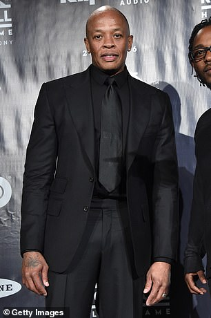 Dr. Dre, 55, has filed a prenuptial agreement stating that he and his estranged wife Nicole Young, 50, will keep all their own property