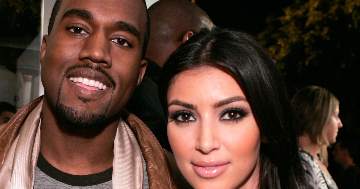 Kim Kardashian and Kanye West's 'magnetic' love story shared in unearthed clip