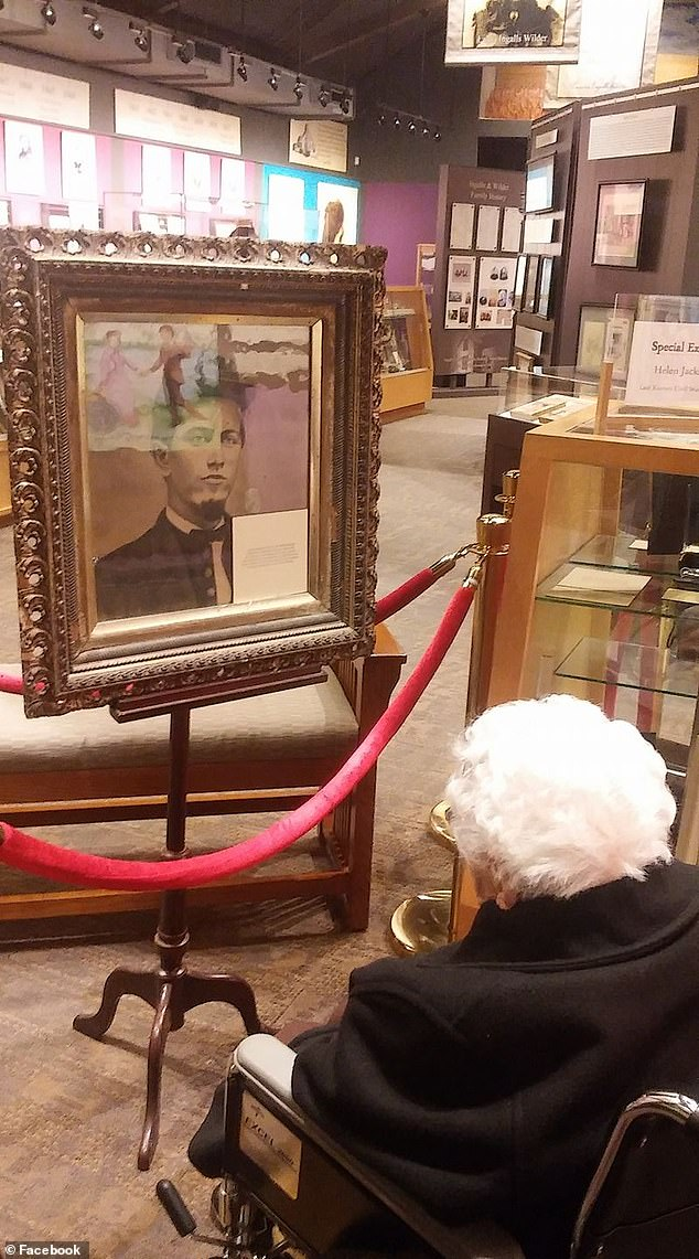 The exhibition detailed Jackson and Bolin's unusual story