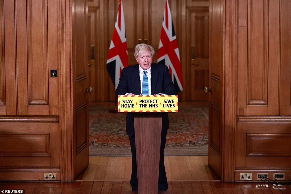 Boris Johnson last night failed to guarantee that all pupils across in England will be back in the classroom before the summer holidays