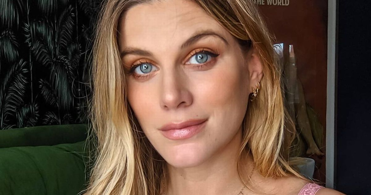 Pregnant Ashley James quits social media ahead of Caroline Flack anniversary