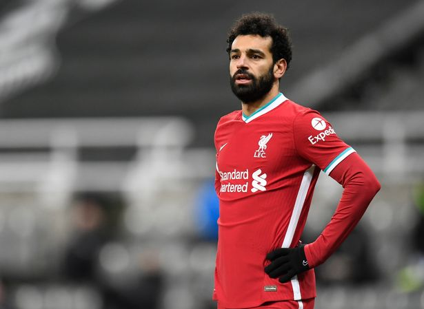 Mo Salah was electric in his first season at Liverpool