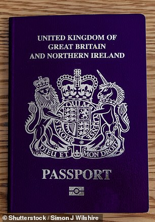 Despite Brexit,the UK passport has moved up the ranking from eighth at the start of 2020 to seventh place