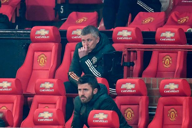 This was Ole Gunnar Solskjaer's fourth semi final defeat in a row with United