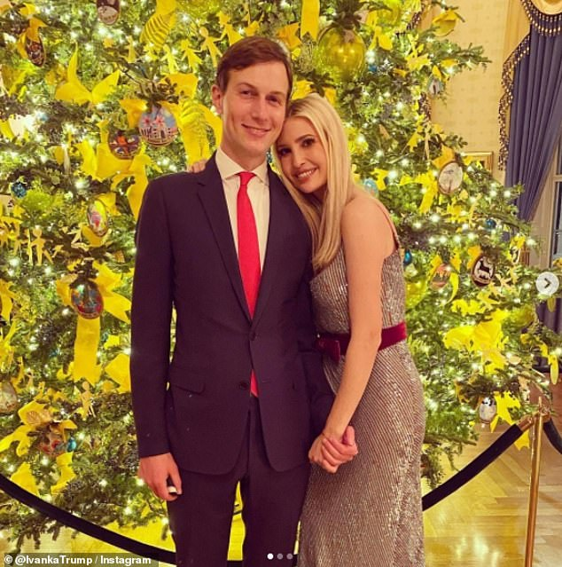 Kloss and Josh have reportedly had something of a fraught relationship with Ivanka and Jared in recent years due to their political differences