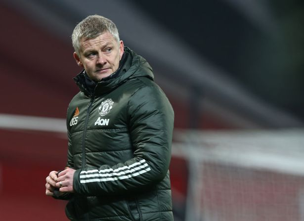 Ole Gunnar Solskjaer is yet to reach a final as manager of Man Utd