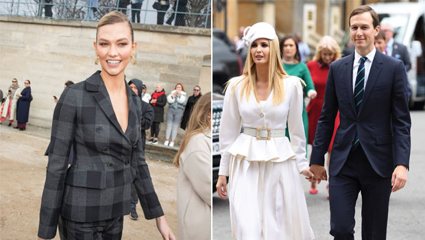 Karlie Kloss Shades Her In-Laws & Calls Donald Trump 'Un-American' After Riots At Capitol