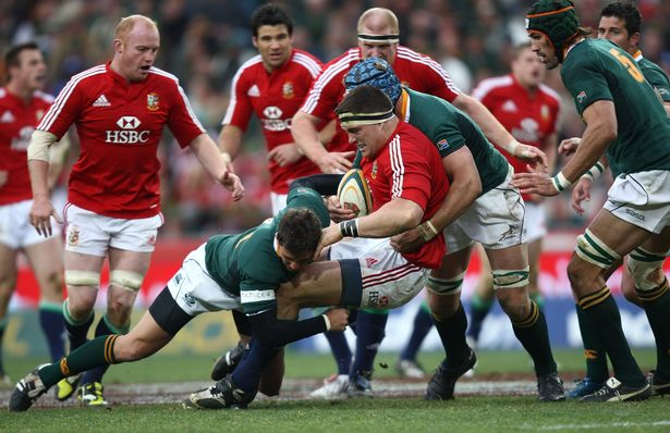 One option under discussion is to switch Lions tour from South Africa to UK and Ireland