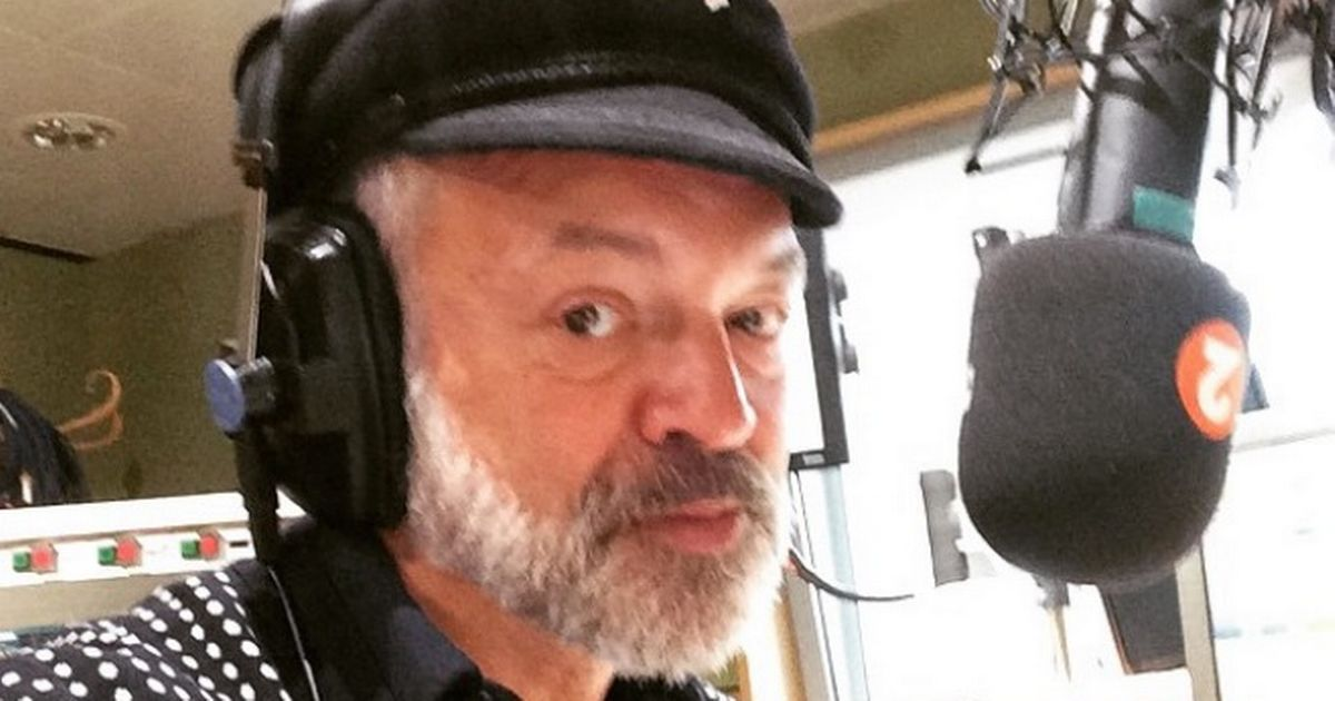 Graham Norton jokes he left BBC Radio 2 as he was sick of climbing studio stairs