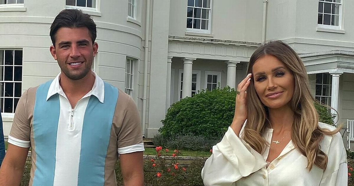 Love Island's Jack Fincham says he 'loves' Laura Anderson amid rumoured romance