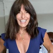 Davina McCall says goals have 'changed from looking hot to staying alive'
