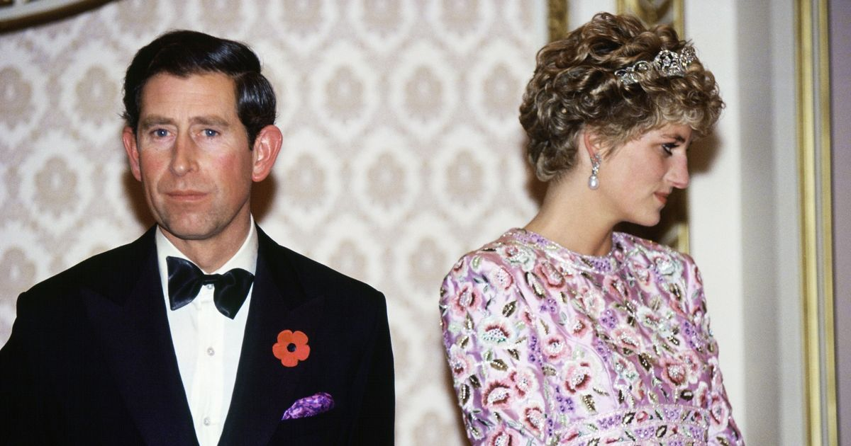 Diana 'told to wear wig to look like Camilla in sexless marriage with Charles'