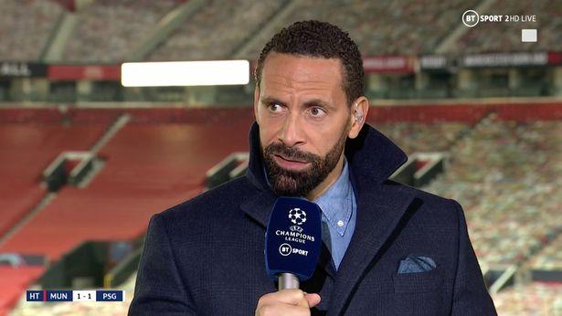 Rio Ferdinand would love to see Grealish at United.