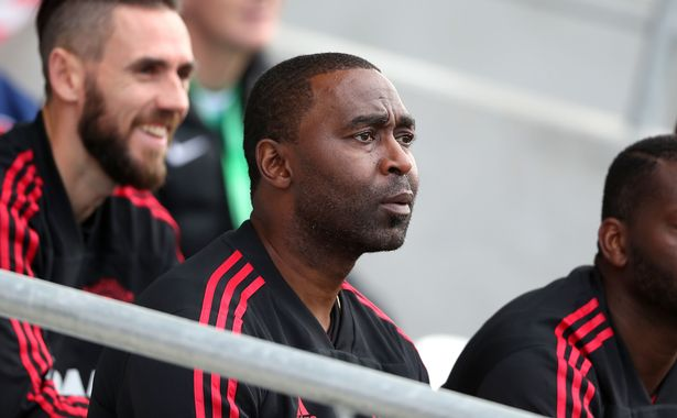 Andy Cole is not so sure about Grealish at United.