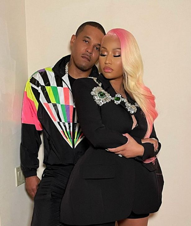 Nicki Minaj shared the news that she was having a baby in August