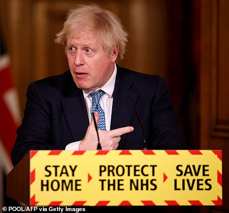 Boris Johnson has brought in the Army to turbo charge the UK's Covid vaccine roll out