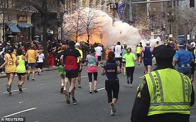 The pressure-cooker bombs that Tsarnaev and his brother set off along the route of the Boston Marathon killed three people and injured more than 260 others