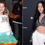 Happy Birthday, Noah Cyrus: See Miley's Younger Sister Grow Before Our Eyes In Then & Now Pics