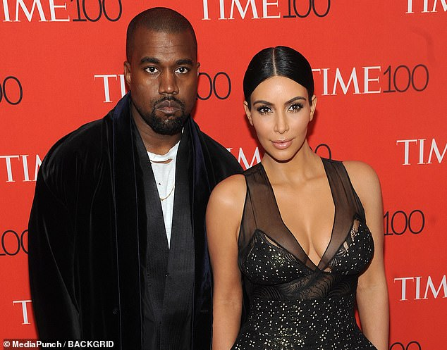 Is it over? Kim's posts come amid multiple reports that a divorce is 'imminent' from husband Kanye, following a rocky year