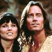 Famous Celebrity Co-Star Feuds: Lucy Lawless Vs. Kevin Sorbo & More Cast Mates Who Did Not Get Along
