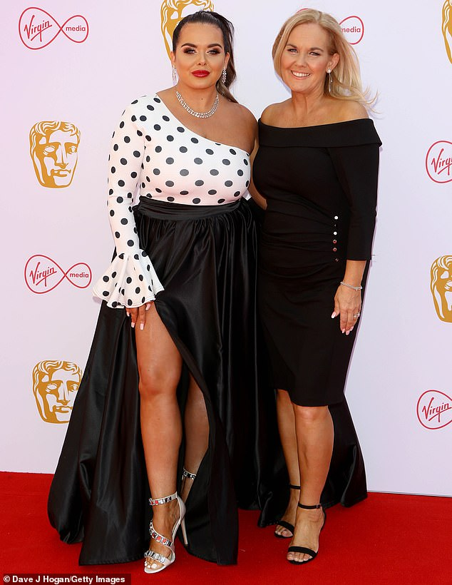 Allegations: And in 'sheer desperation', Betty allegedly took 'tens of thousands of pounds' from Scarlett's account with the hopes of winning it back (pictured in 2019)