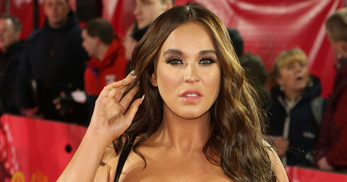 Vicki Pattison shares tale of being humiliated by Love Island star on red carpet