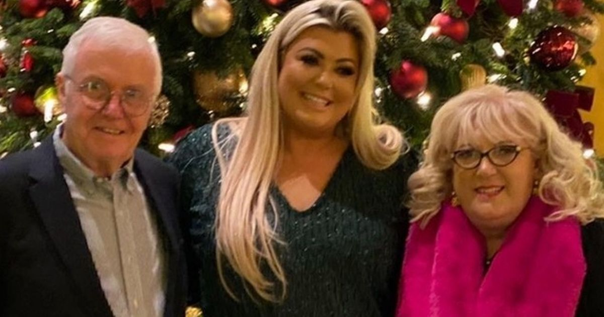 Gemma Collins breaks cover amid parents' devastating coronavirus battle
