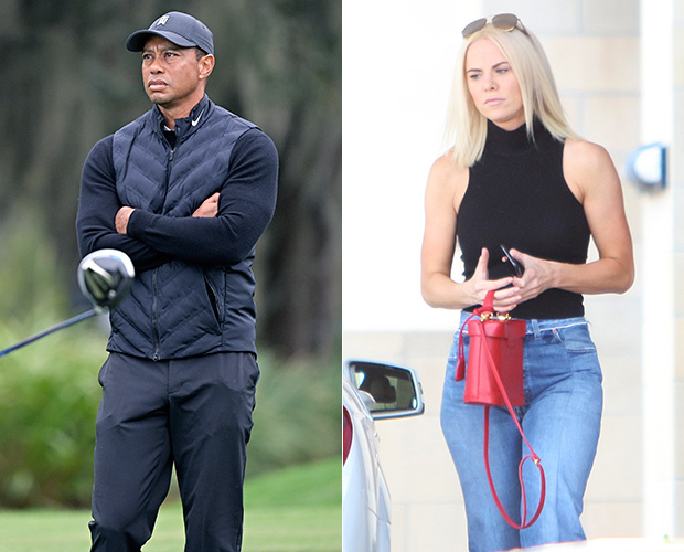tiger woods and kristin smith