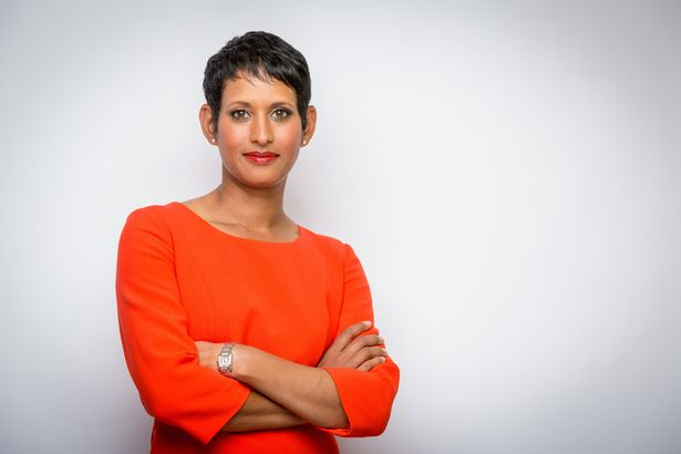 Naga Munchetty has received positive reviews from her first week on radio