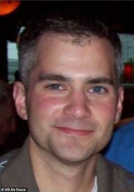 Brian Sicknick, 42, died in the chaos