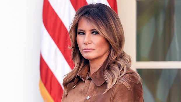 Melania Trump Issues 1st Statement After Pro-Trump Insurrection, Complains She's Victim Of 'Salacious Gossip'