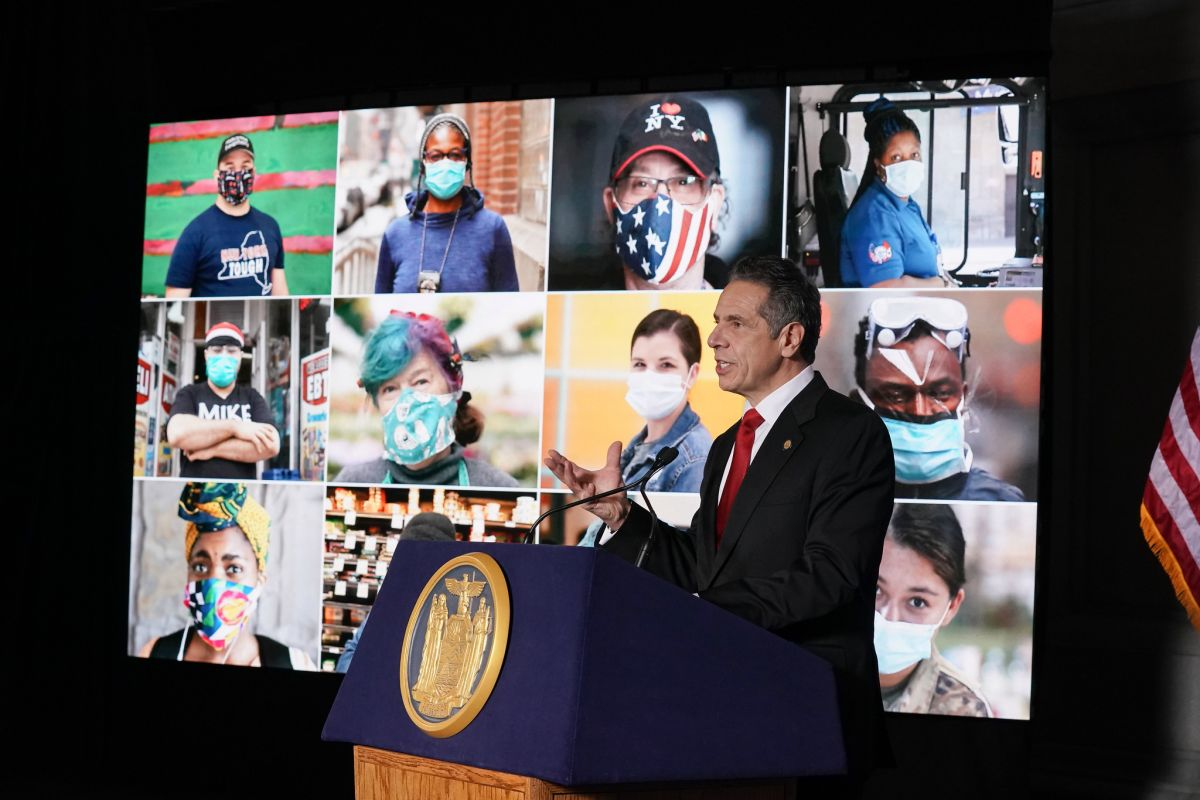Cuomo's 'State of the State' Speech Outlines How COVID-19 Will Be Defeated and New York's Economy Will Recover | The State