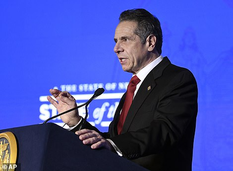 Gov. Andrew Cuomo has changed his tune and announced Monday he'll reopen the New York's economy soon